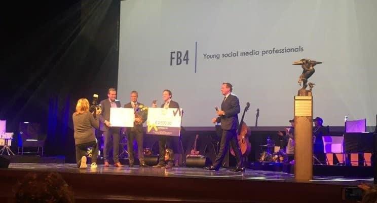 Aanmoedigingsprijs Rabo Economy Award gewonnen