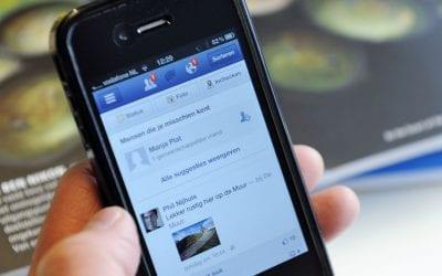 Giga-groei in uitgaven aan social media advertenties