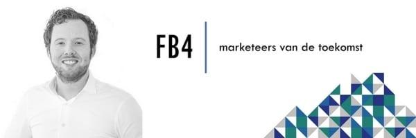 Belangrijke Facebook analyse volgens Lars Pacbier; oprichter FB4| Marketeers van de toekomst